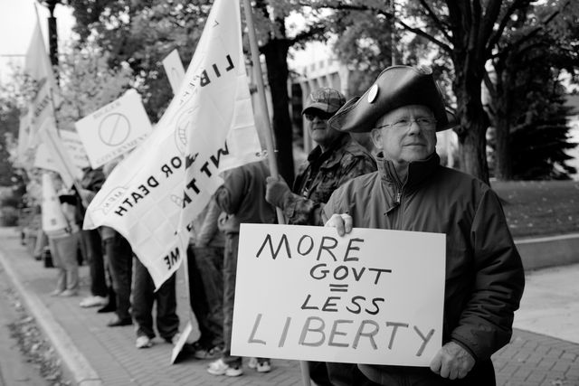 Less Government